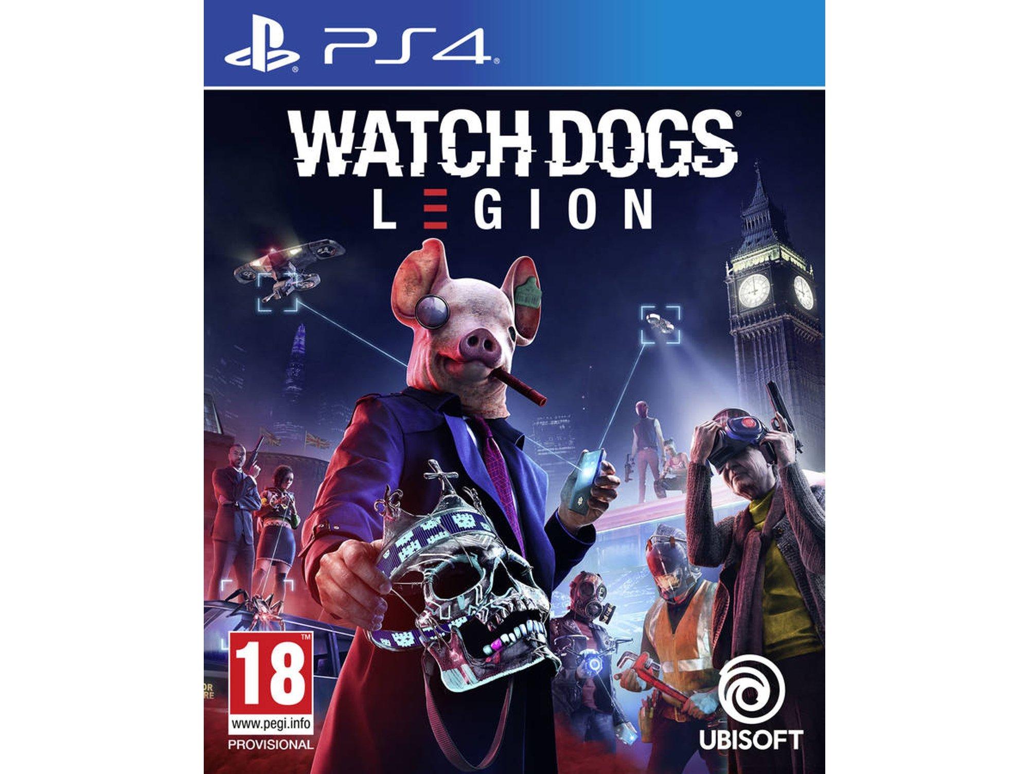 Watch Dogs Legion para PlayStation®4