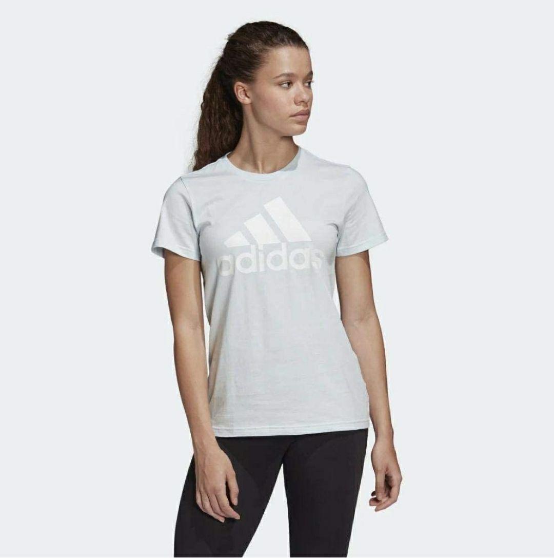 TALLA L - adidas W Bos Co tee - Camiseta Mujer