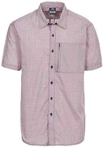 Trespass Lansing Camisa, Hombre, Multicolor (Rch), S