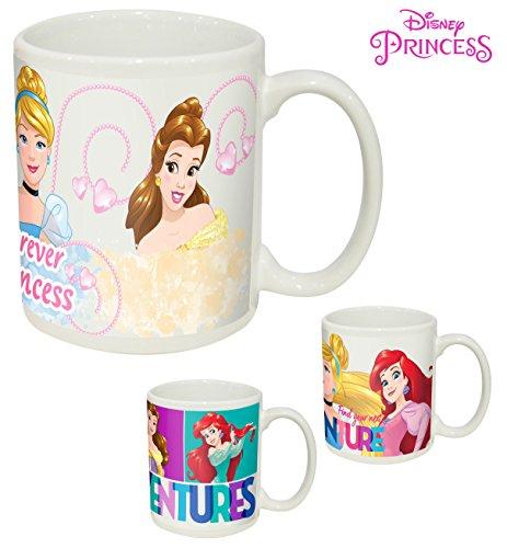 Taza ceramica Princesas Disney