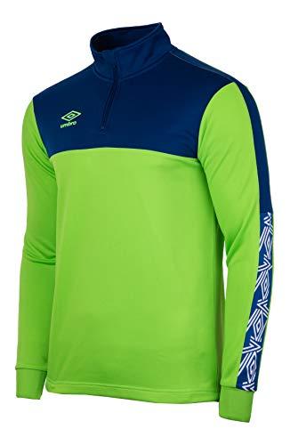 TALLA L - Umbro Covadonga Training Sweat - Sudadera Deportiva para Hombre