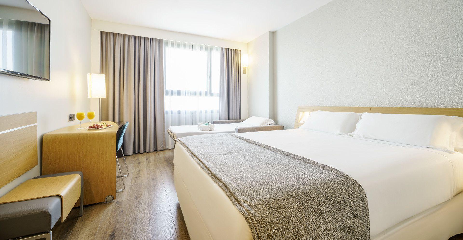 Hotel Ilunion Valencia 4* por 10€ noche