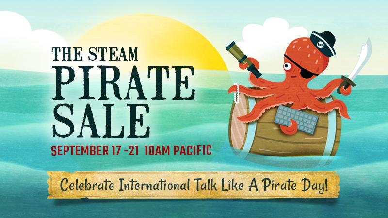 Juegos de piratas rebajados en Steam (One Piece, Monkey Island, Port Royale...)