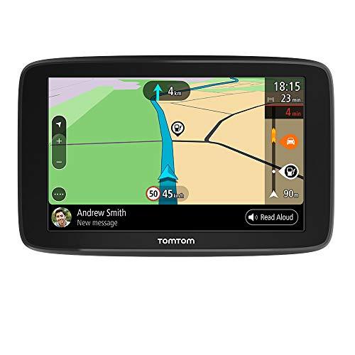 TomTom GPS para coche GO Basic, 6 pulgadas