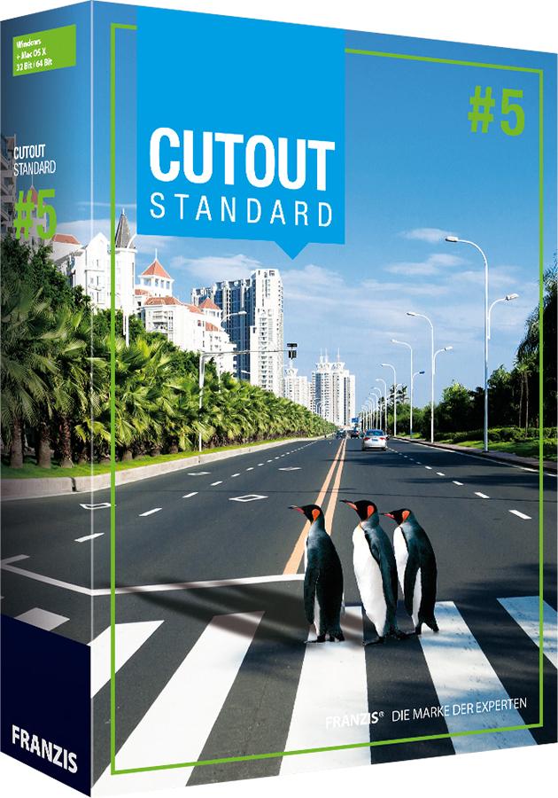 CutOut 5 [Licencia de por vida, PC & Mac]