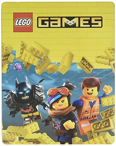 Steelbook Lego Games (PS4 y Xbox One)