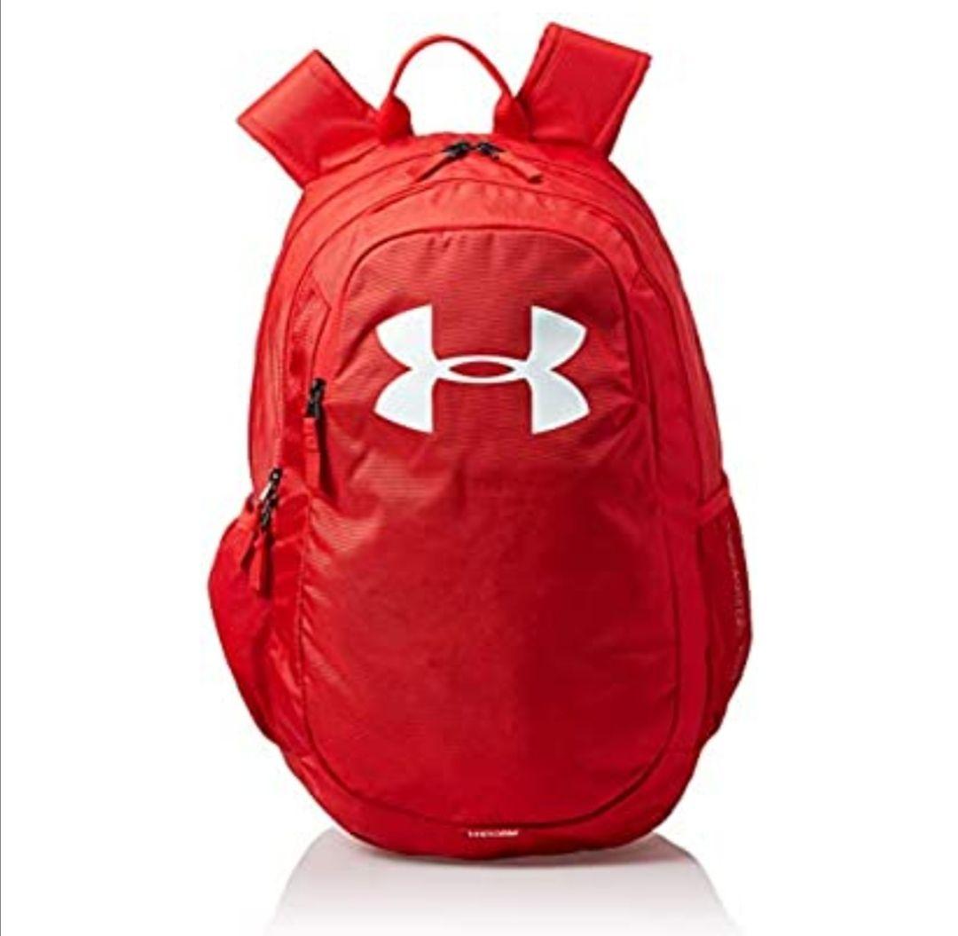 Under Armour UA Scrimmage 2.0 Backpack, mochila unisex, mochila resistente al agua unisex