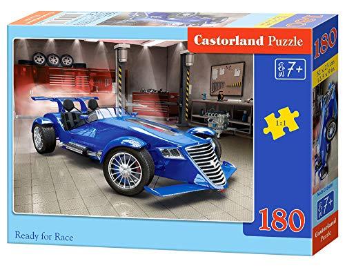 Puzzle Castorland Ready For Race, 180 piezas