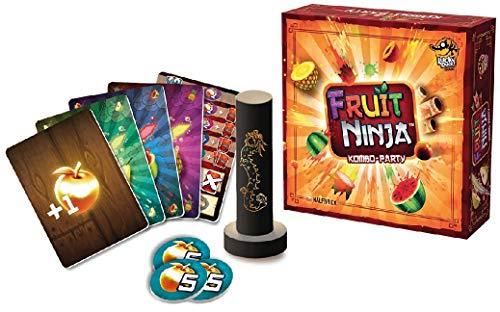 """Juego de mesa """"Fruit Ninja"""""""