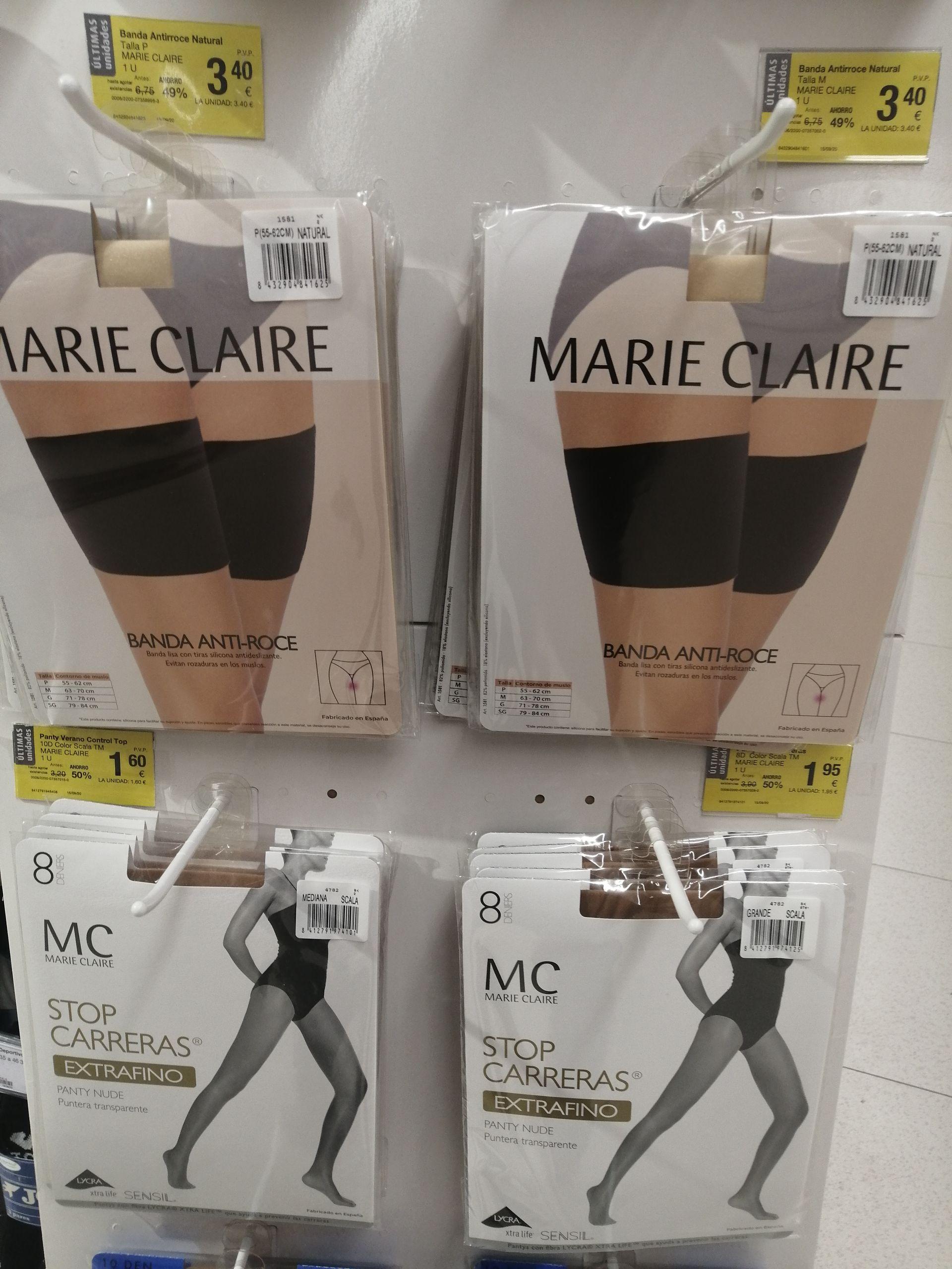 Panty verano Marie Claire en Consum.