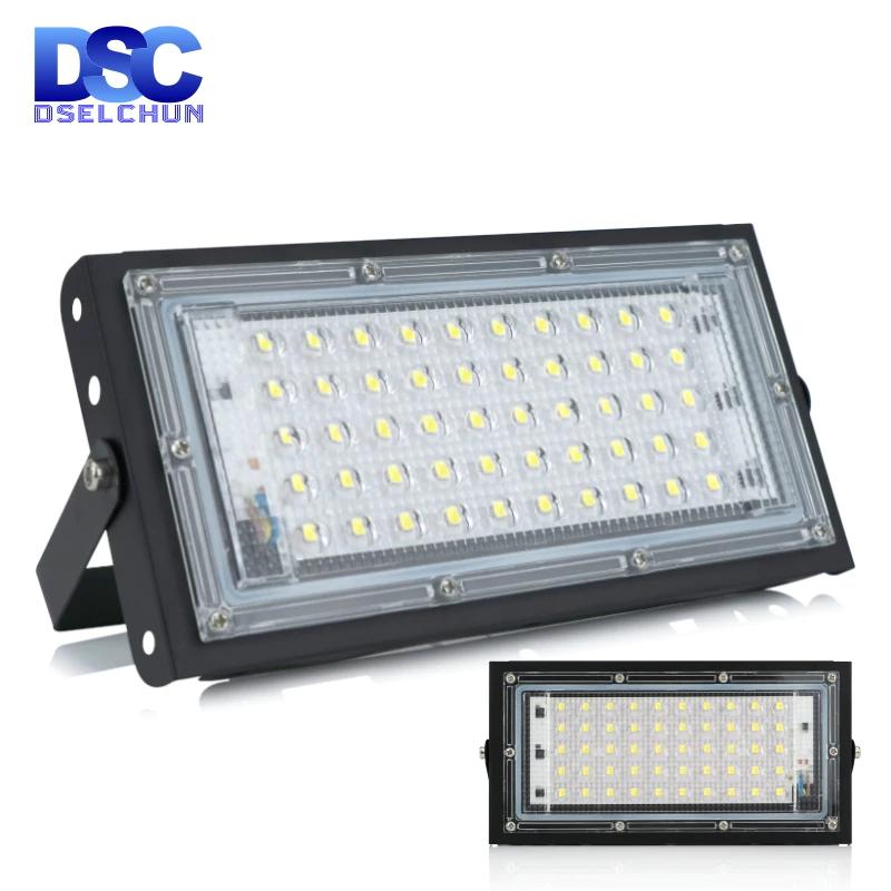 Foco LED impermeable 50W 220-240V