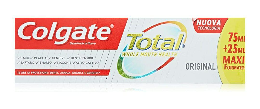 Colgate Total 75+25 ml - 12 Unidades