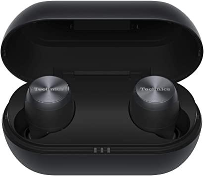 Technics EAH-AZ70WE-K - Auriculares True Wireless Noise-Cancelling control táctil