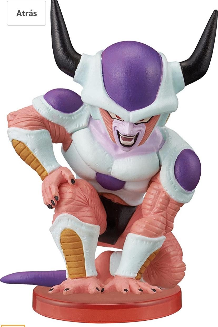 Banpresto Dragon Ball Z 2.8 Frieza Version 2 Movie Figure