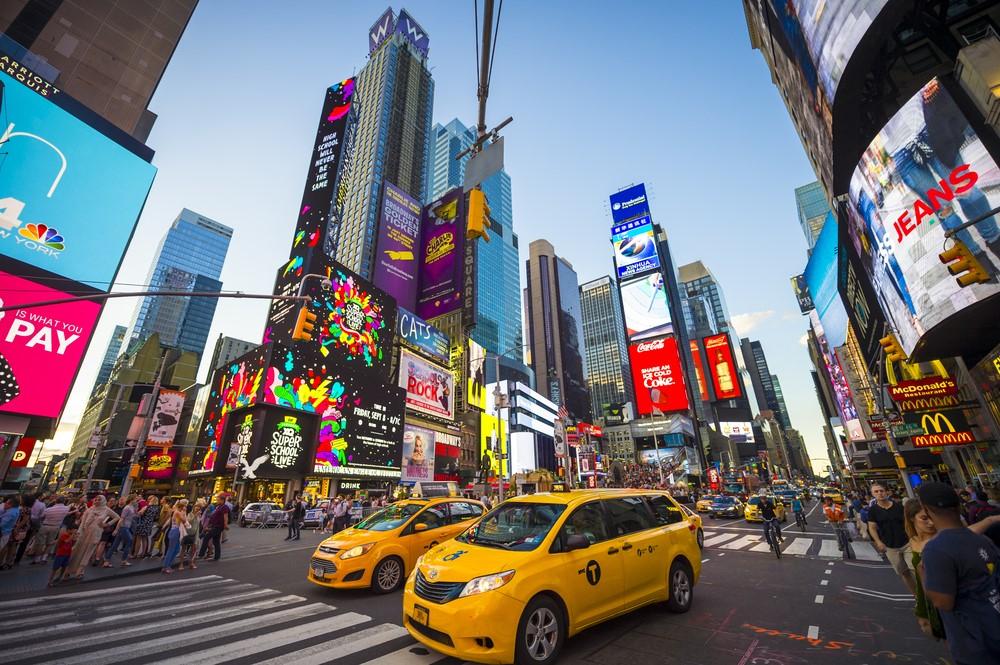 Vuelos a Nueva York desde Madrid por 92€ ida y vuelta para Mayo de 2021