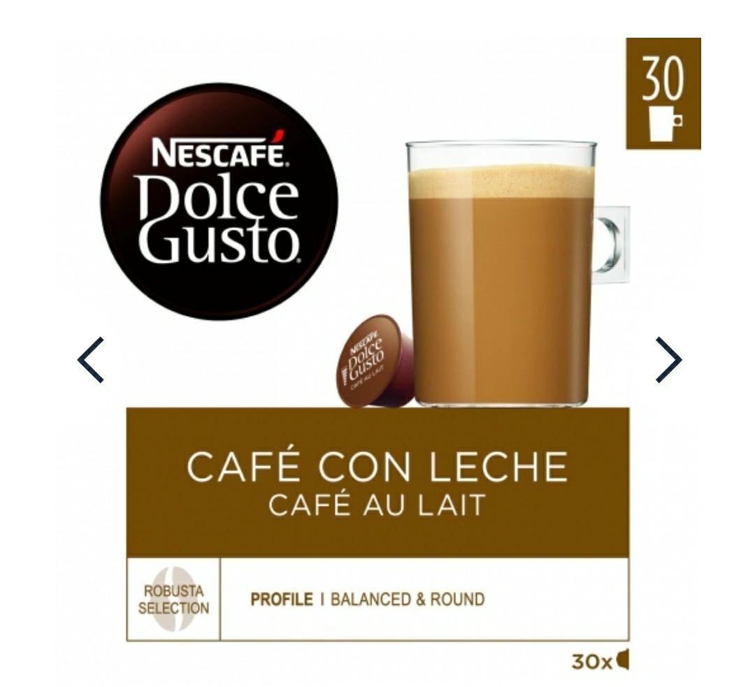 Chollazo Carrefour!!! 60 cápsulas Dolce Gusto