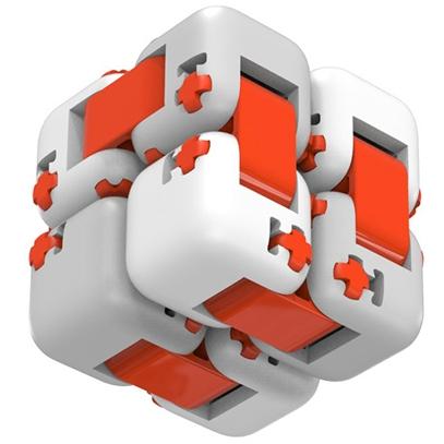Xiaomi Mi Bunny Mitu Fidget Cube Building Blocks Stress Reliever Focus Gift Toys - Blanco