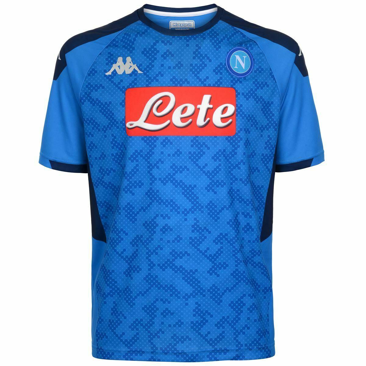 Camiseta Nápoles 19-20