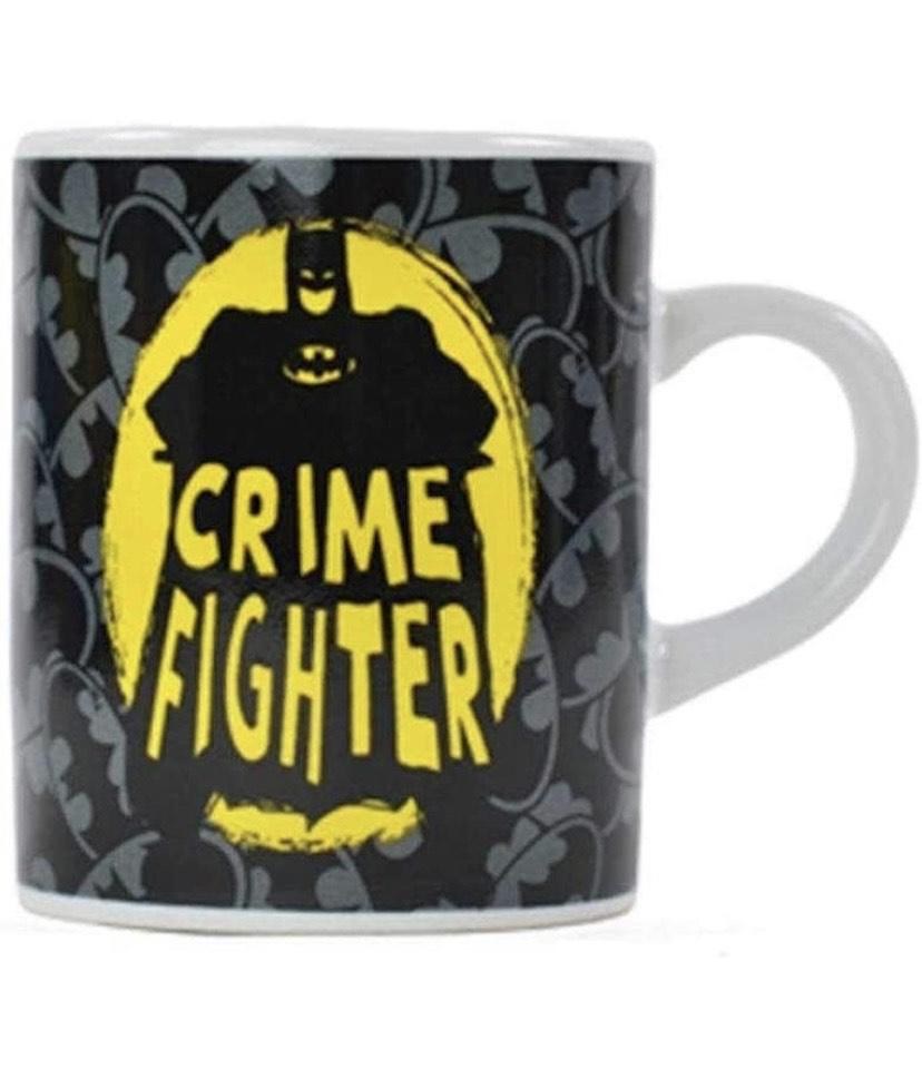 Batman Taza Crime Fighter
