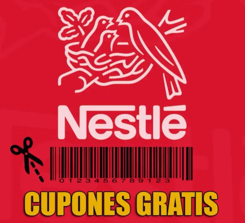 Nuevos Cupones descuento Nestlé