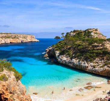 Mallorca 96€/p = 4 noches en hotel 4* y vuelos incluidos