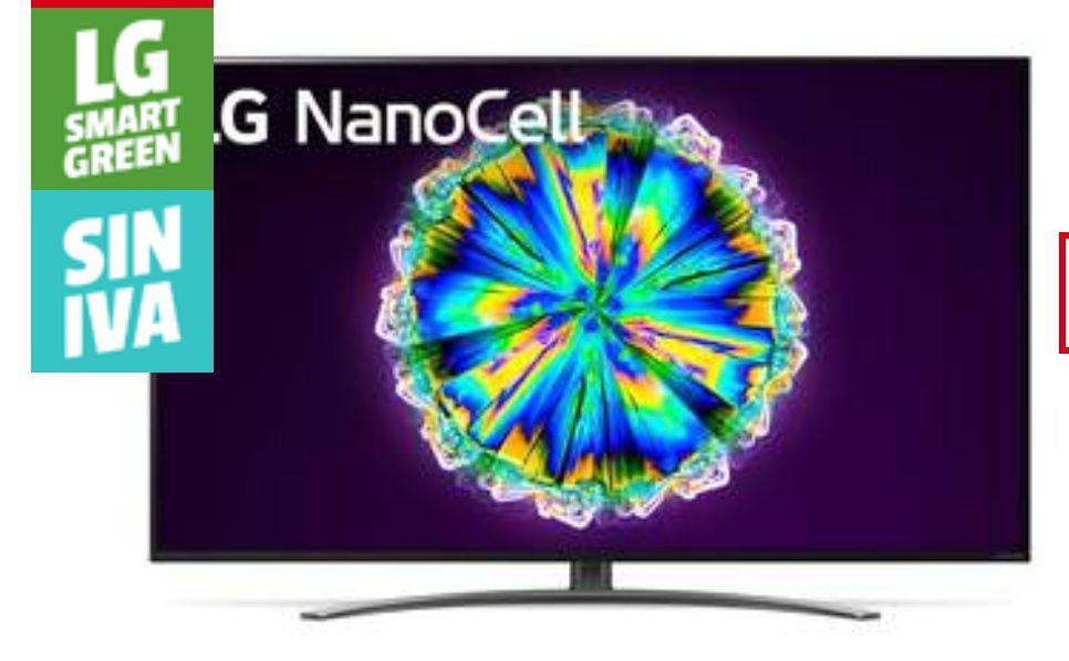 "LG 49"" LED IPS Nanocell UltraHD 4K Hdmi 2.1 *Mínimo histórico*"