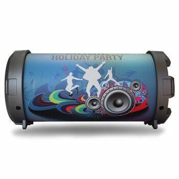 Altavoz bluetooth portátil con radio FM y puerto USB envío desde España)(5 modelos diferentes)