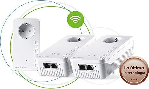 Chollazo PLC Amplificador Wi-Fi Devolo Magic