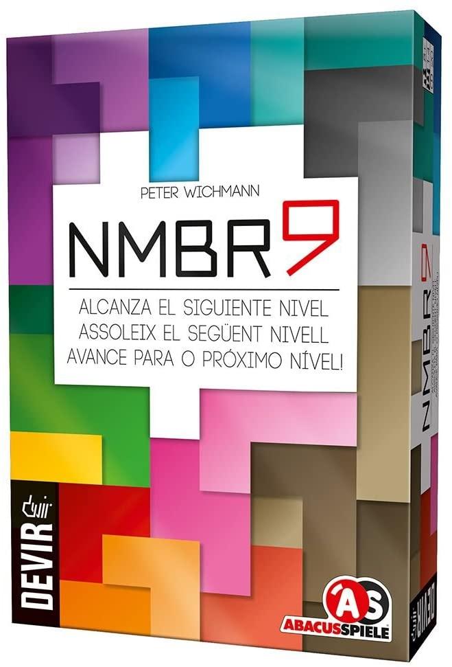 Devir NMBR9 Juego de mesa solo 10.9€