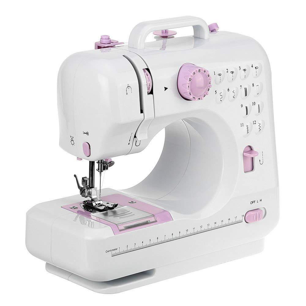 Máquina coser 12 puntadas solo 22.8€