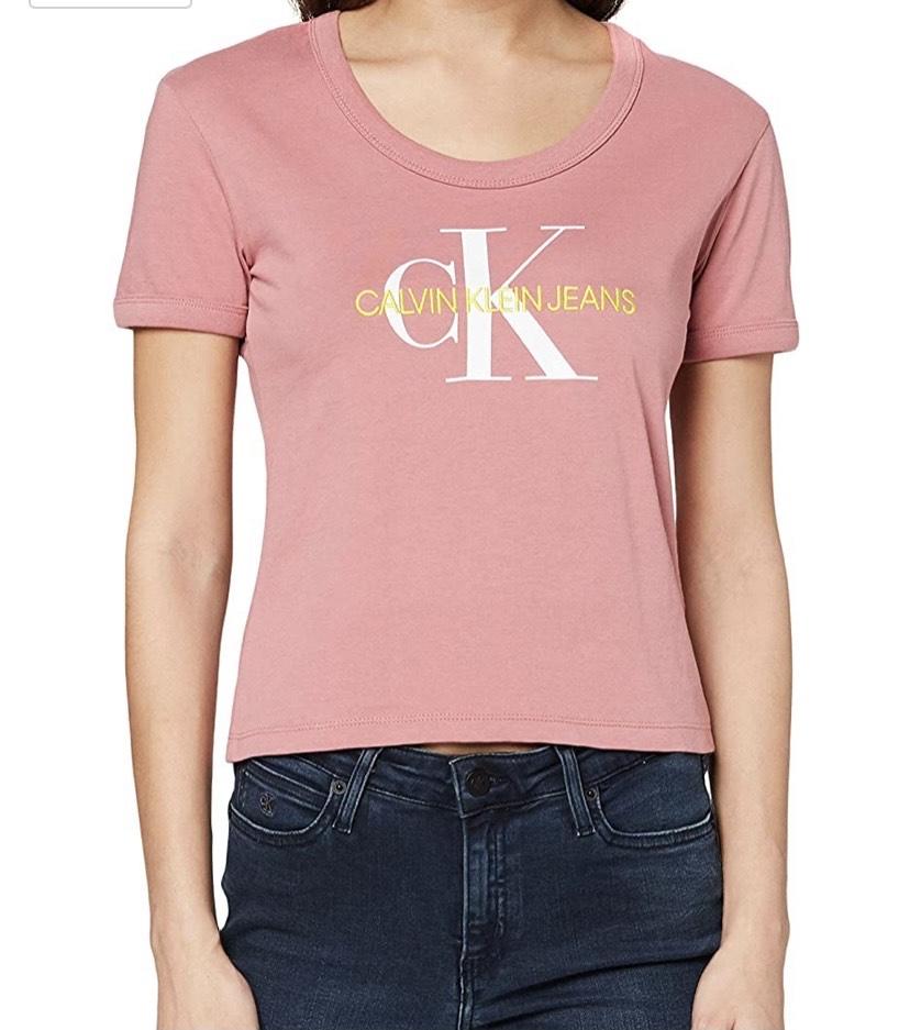 Talla XL camiseta Calvin Klein mujer