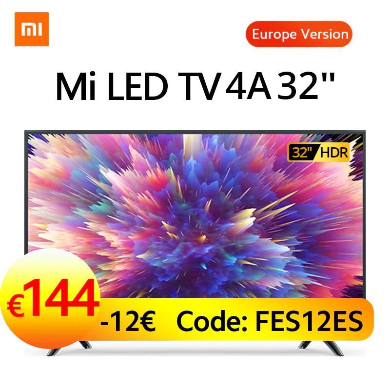 Xiaomi Mi TV 4A 32 pulgadas desde España