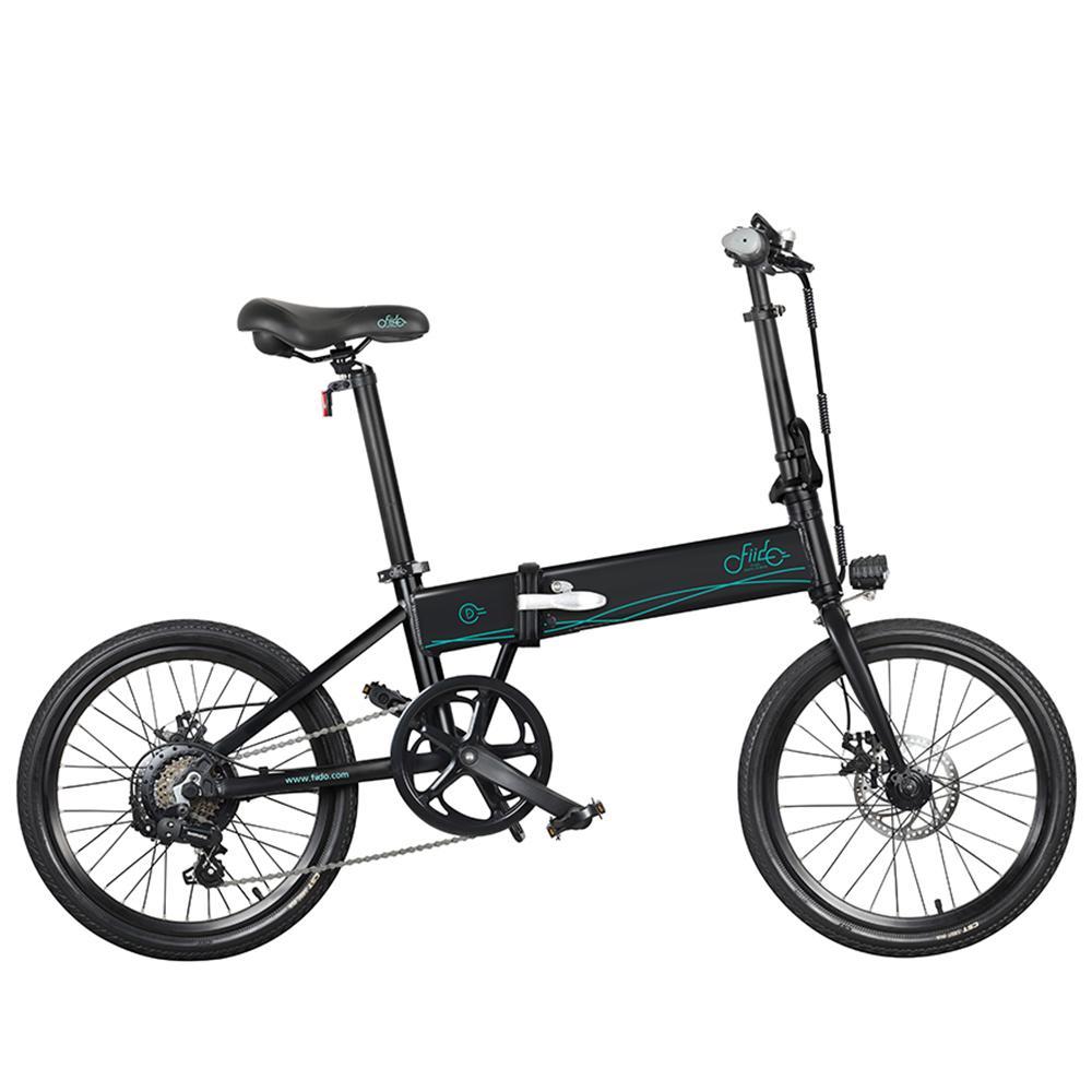 Bicicleta Eléctrica Portable FIIDO D4S [Desde Europa]