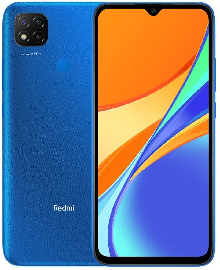 Xiaomi Redmi 9C 3GB 64GB - Desde España (Plaza)