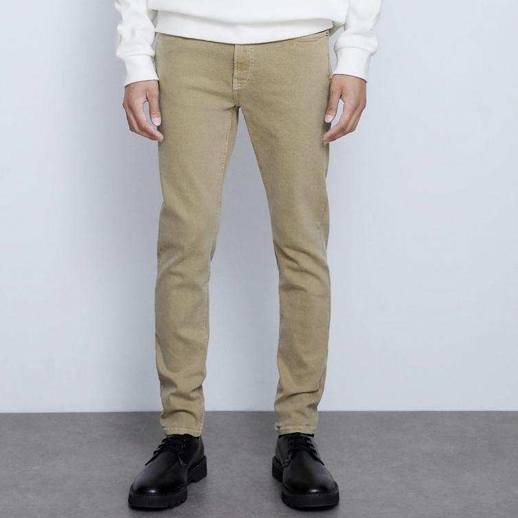 Pantalón slim fit ZARA 4 colores