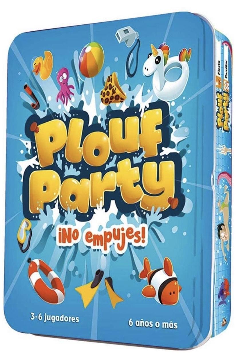 Cocktail Games- Plouf Party - Español