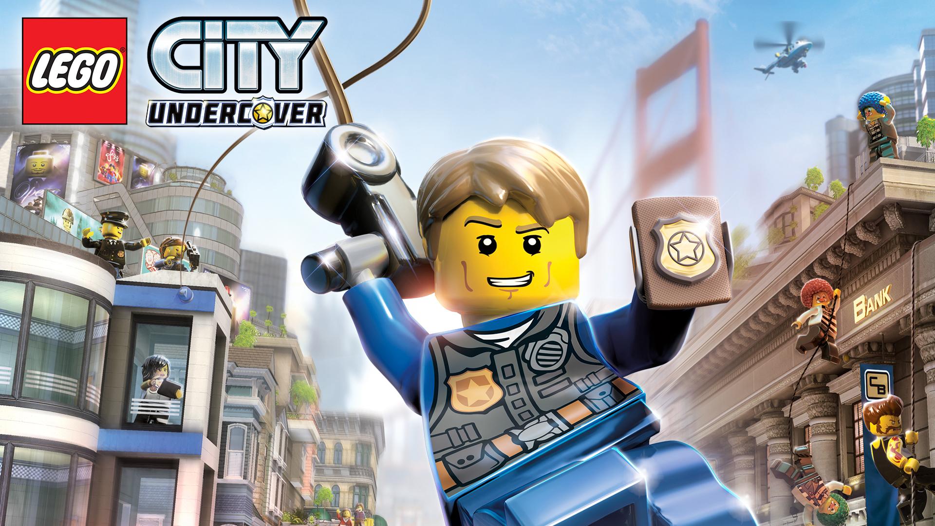 LEGO CITY UNDERCOVER (ESHOP EEUU)