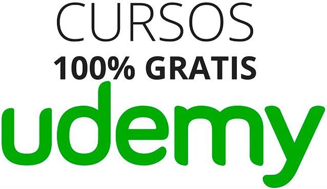 35 cursos gratuitos en Udemy