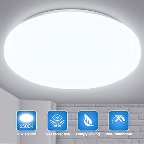 Lámpara de Techo Led 20w Blanco Frío