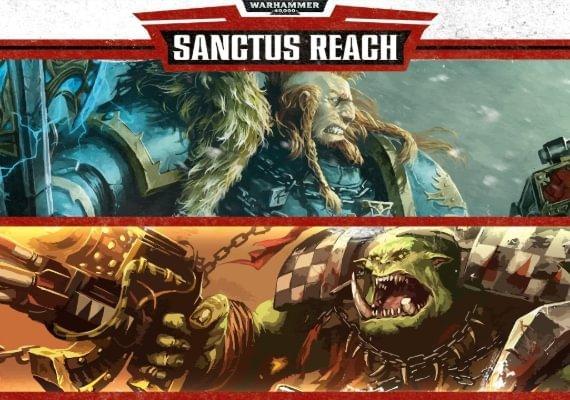 Warhammer 40,000: Sanctus Reach @STEAM