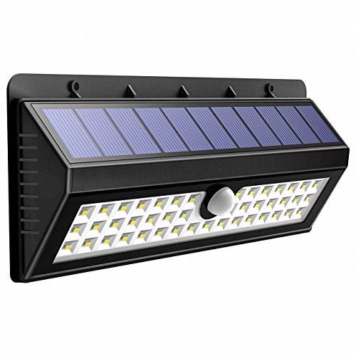 Foco solar 44 leds 800LM solo 9.9€