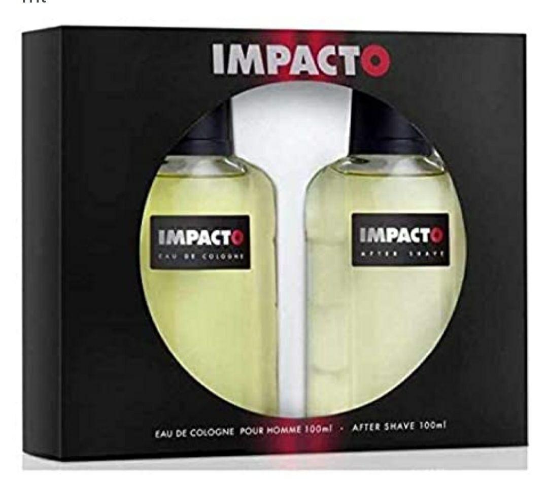 Impacto Impacto Col Men 100Ml+After 100Ml 200 ml