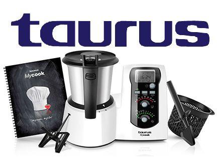 Robot de cocina por inducción Taurus Mycook Easy