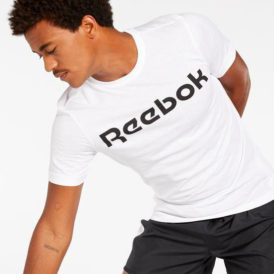 Camiseta Reebok tallas S y M. Recogida gratis en tienda