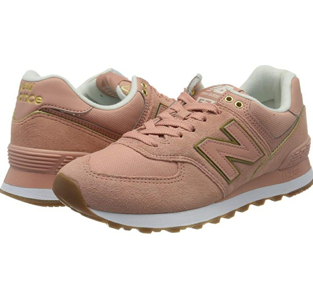 TALLA 36.5 - New Balance 574v2, Zapatillas para Mujer
