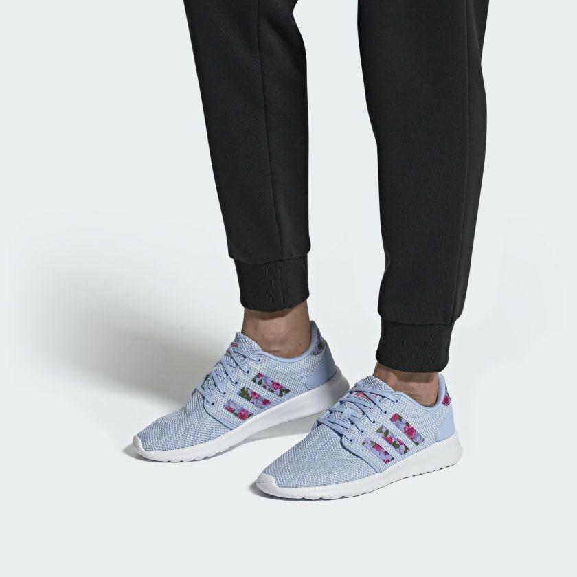 Adidas mujer QT Racer. Todas las tallas de la 36 a la 42