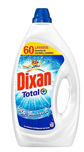 Dixan Total 60 lavados