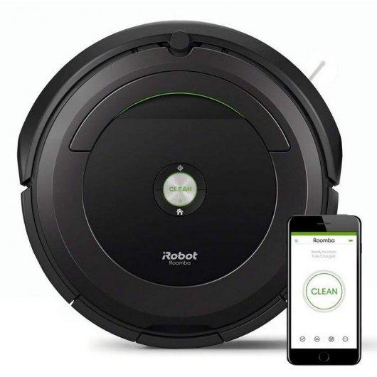 Robot aspirador iRobot Roomba 696