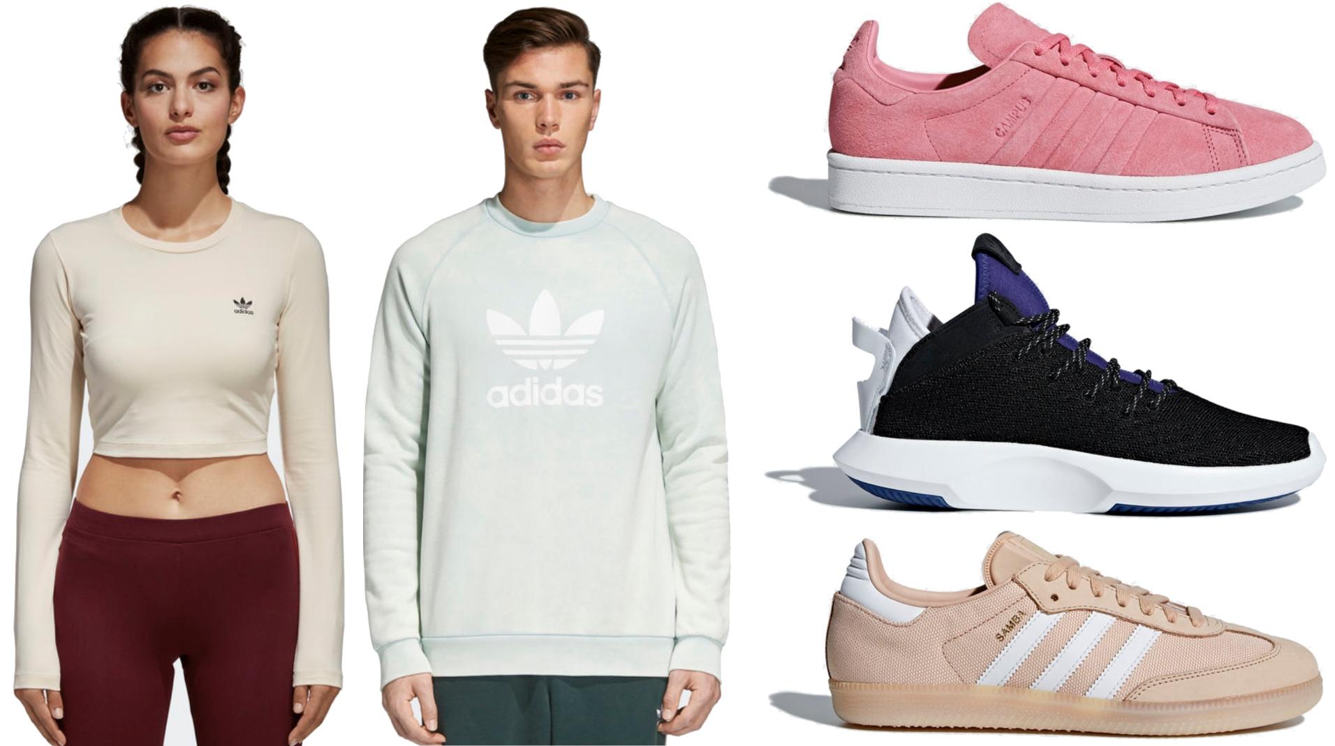 Día XIII: 50%+20% EXTRA en +24 productos Adidas