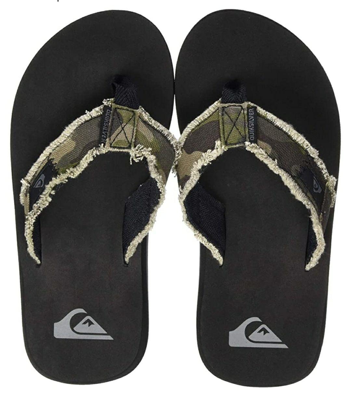 TALLA 31 - Quiksilver Monkey Abyss Youth, Zapatos de Playa y Piscina para Niños